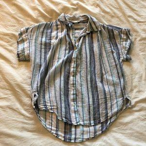Caslon linen shirt